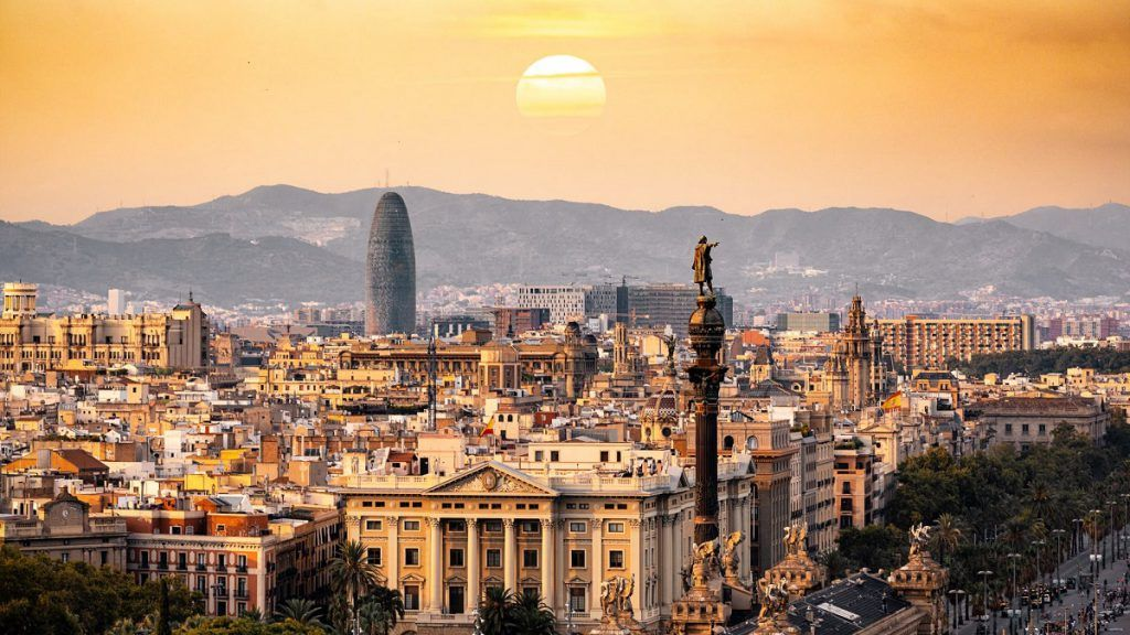 Barcelona guided tour