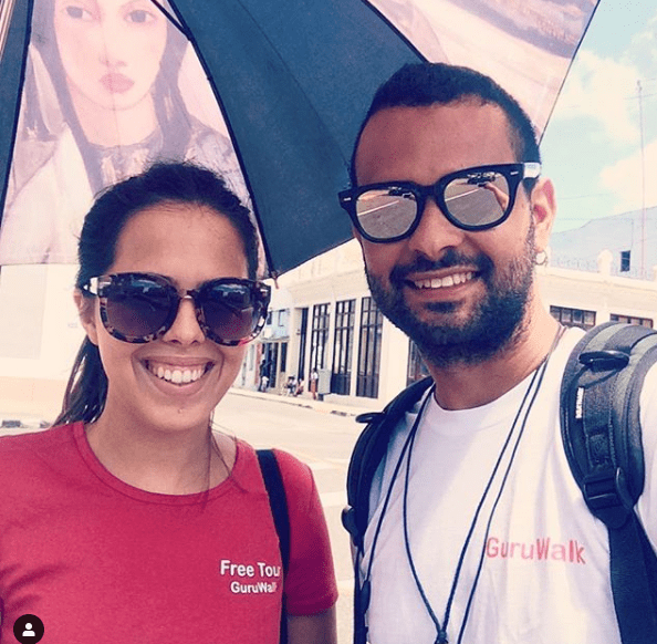 2 guías de free tours de GuruWalk en Cuba