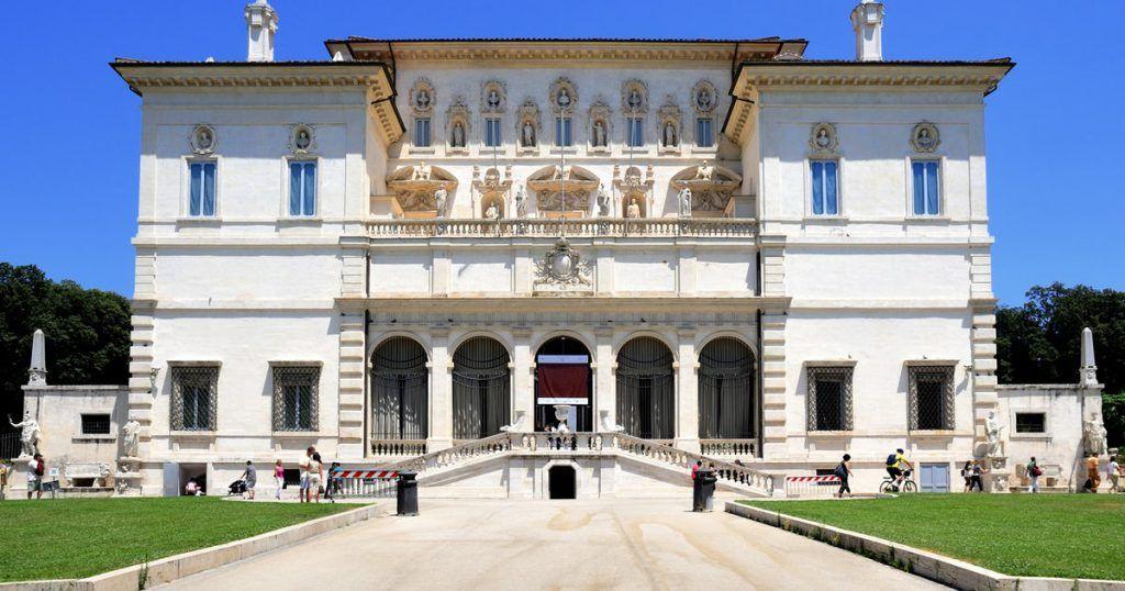 Galería Borghese, lugares imprescindibles en Roma