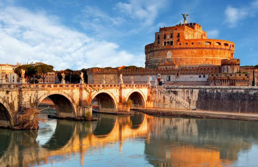 Castle Saint Angelo, Rome