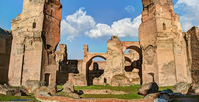 Hot Springs of Caracalla