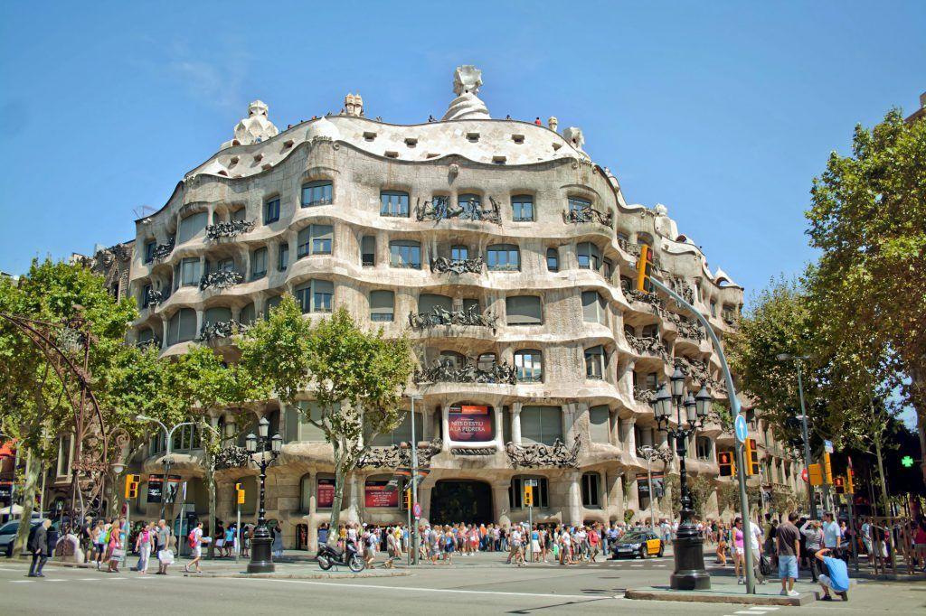 La Pedrera (Casa Milà), Barcelona