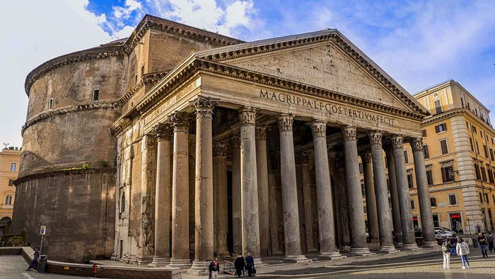 The Pantheon (of Agrippa)