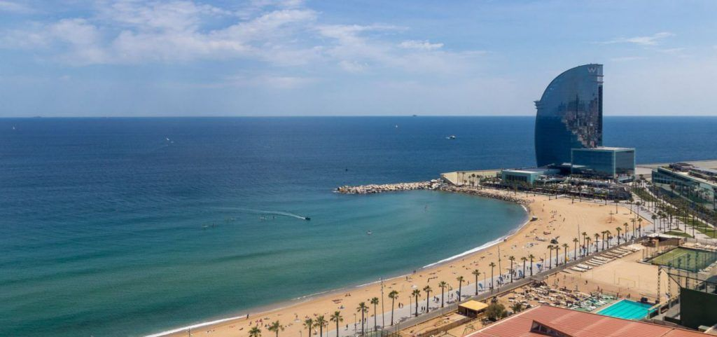 The Barceloneta, Barcelona