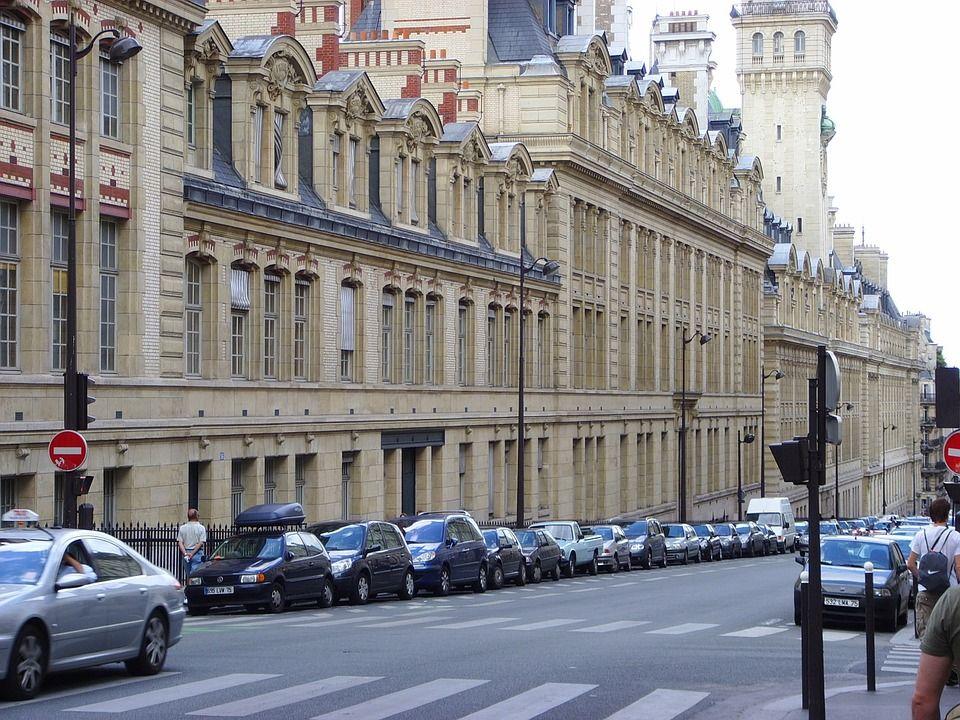 Barrio latino, Universidad de la Sorbona de París