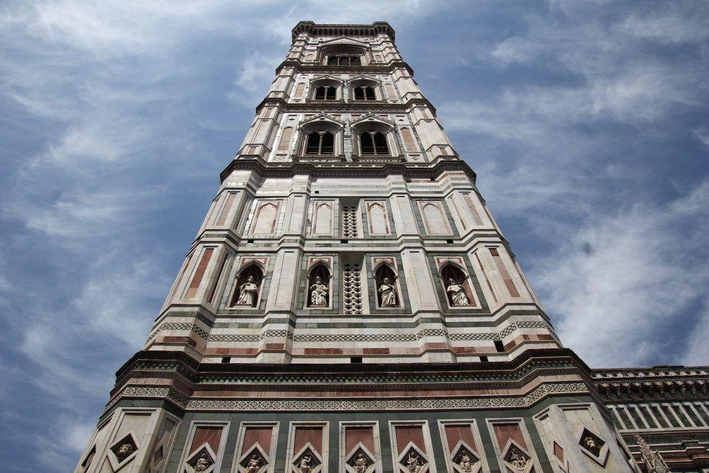 Campanile di Giotto, Florencia