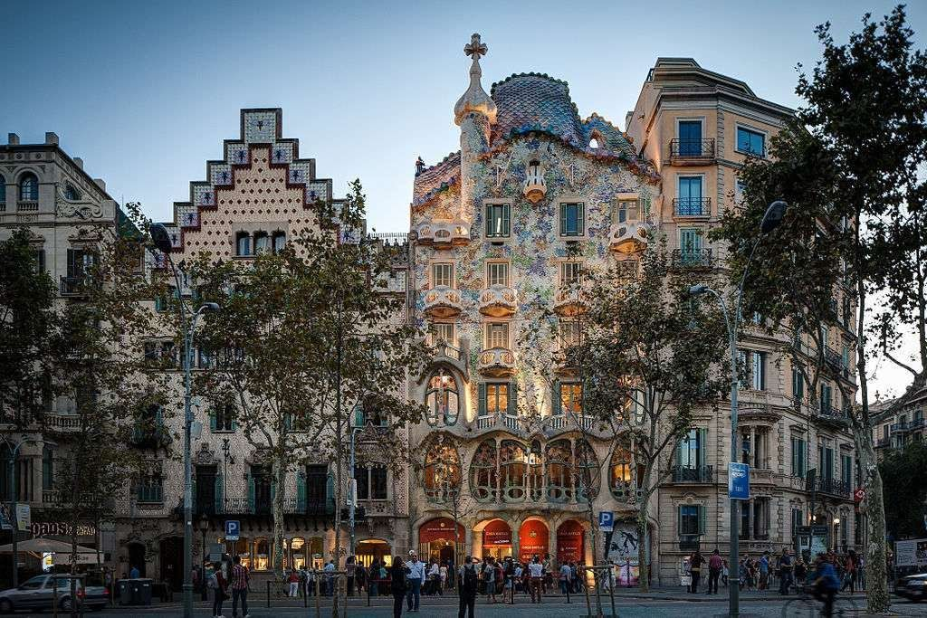 Casa Batlló, things to do in Barcelona