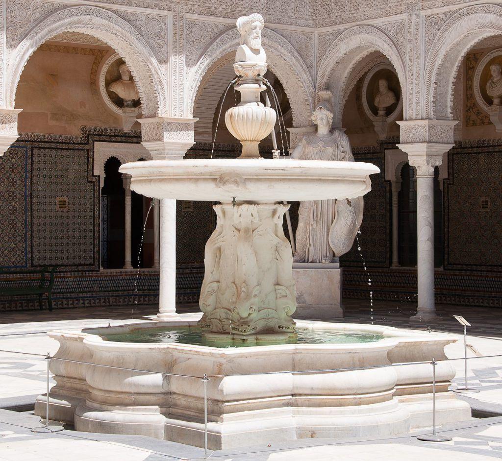 Casa de Pilatos, Sevilla