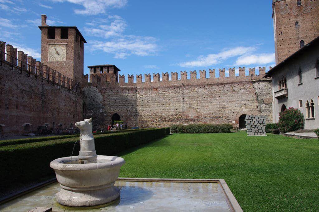 Castillo Vecchio de Verona