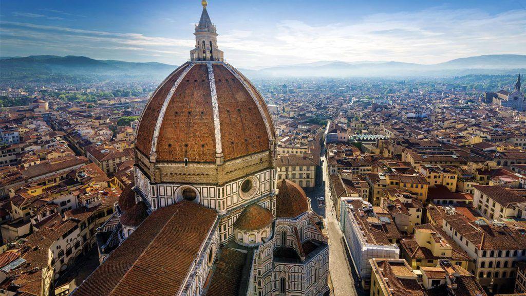 Cúpula de la Catedral Duomo de Florencia