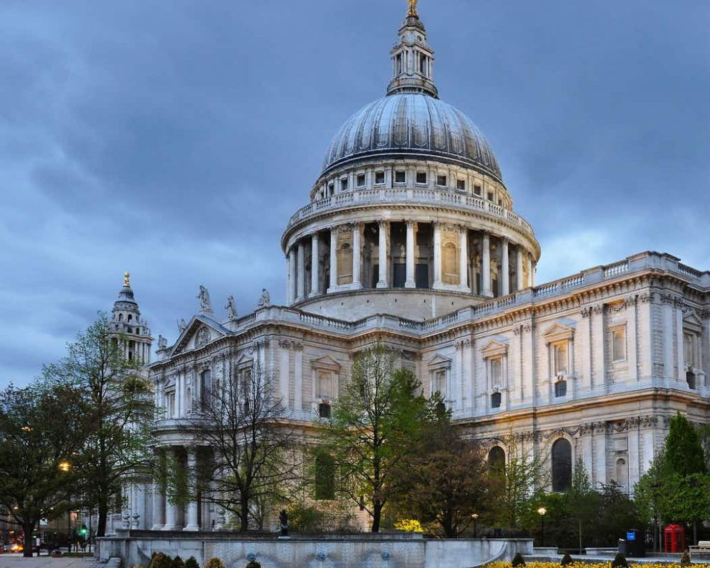 Catedral San Pablo, Londres