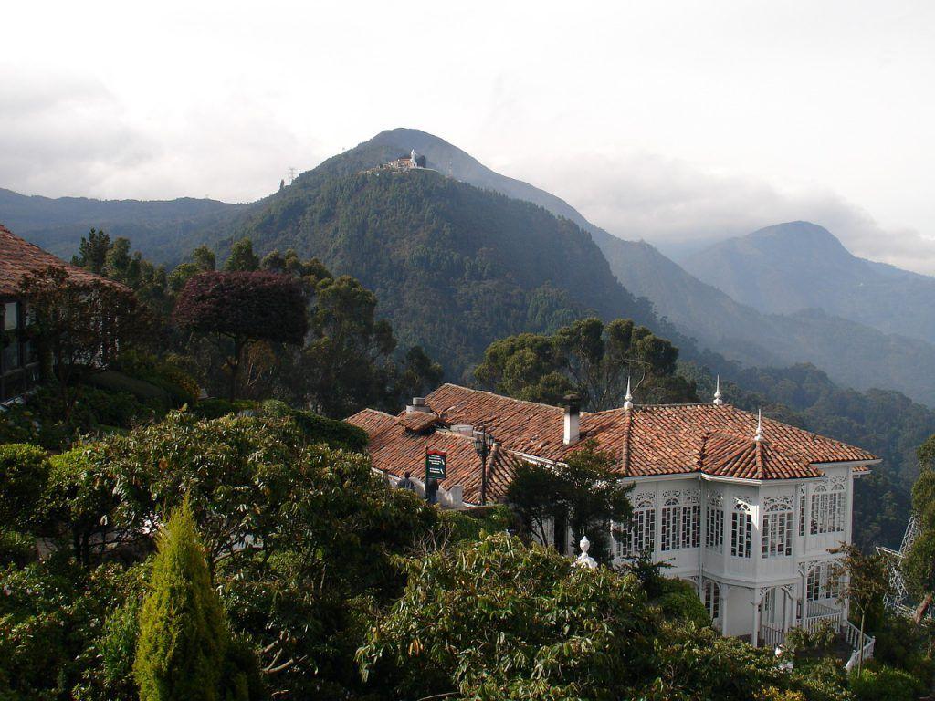 Cerro de Montserrate, Bogotá