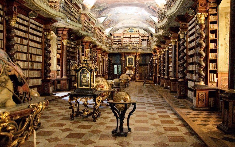 Clementinum, uno de los mejores lugares que visitar en Praga
