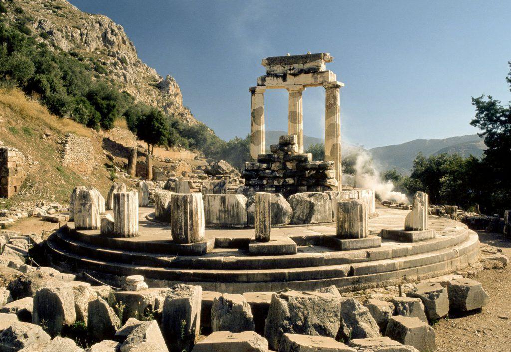 Delfos, qué ver y hacer en Atenas
