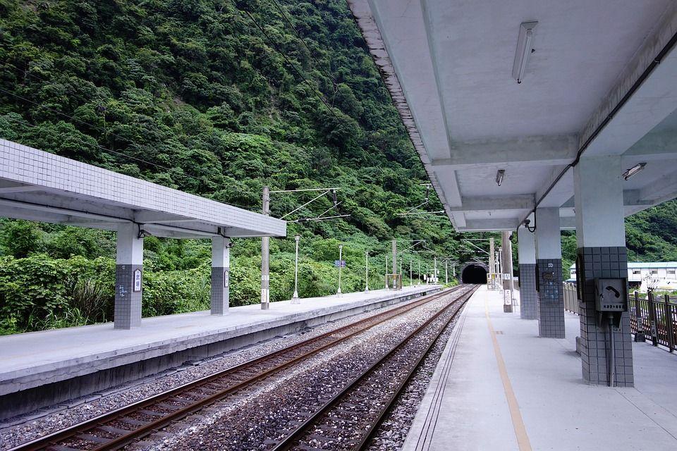 Estación trenes Termini ferrocarril Roma
