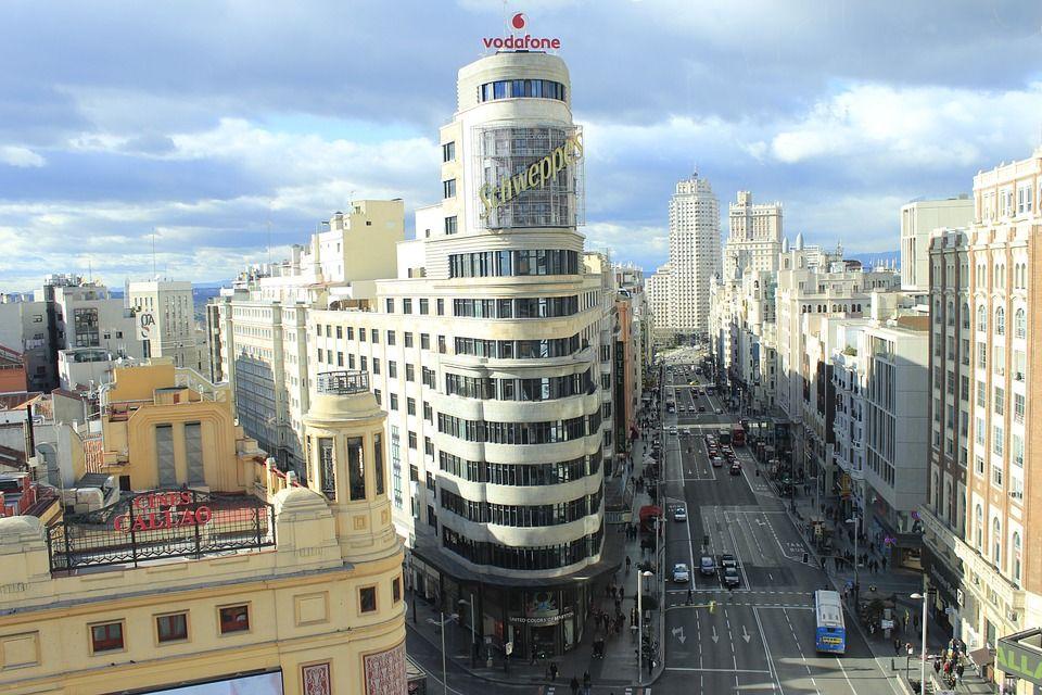 Gran Vía, Madrid