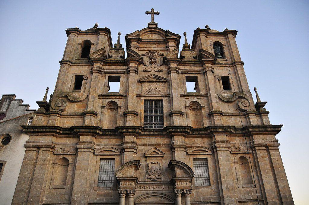 Iglesia de San Lorenzo dos Grilos, Oporto