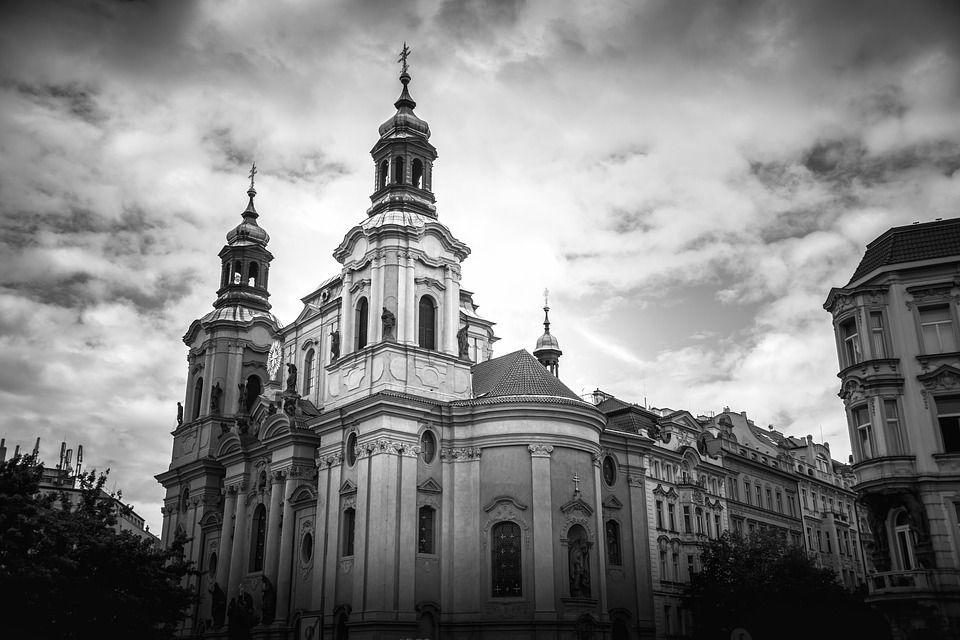 Iglesia de San Nicolás, Praga