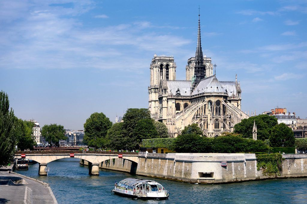Île de la Cité, París