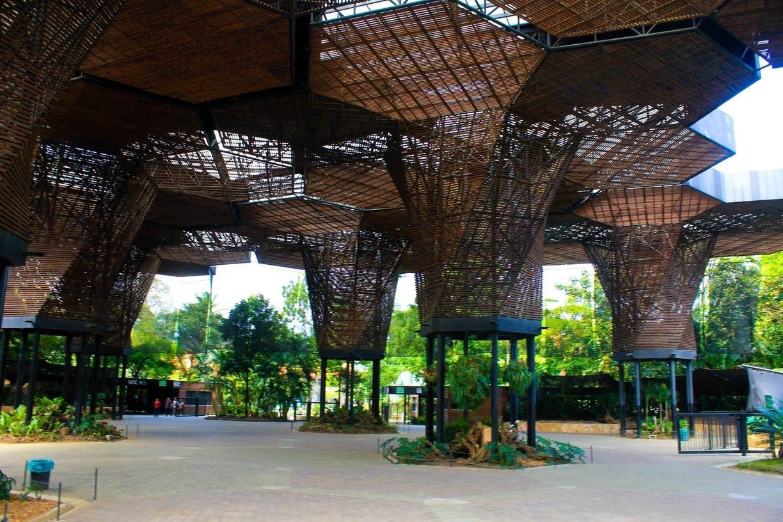 Jardín Botánico de Joaquín Antonio Uribe, Medellín