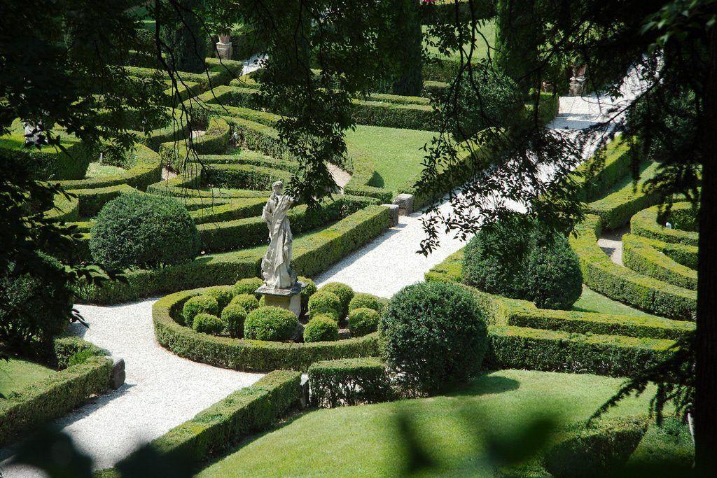 Jardines Giusti, Verona