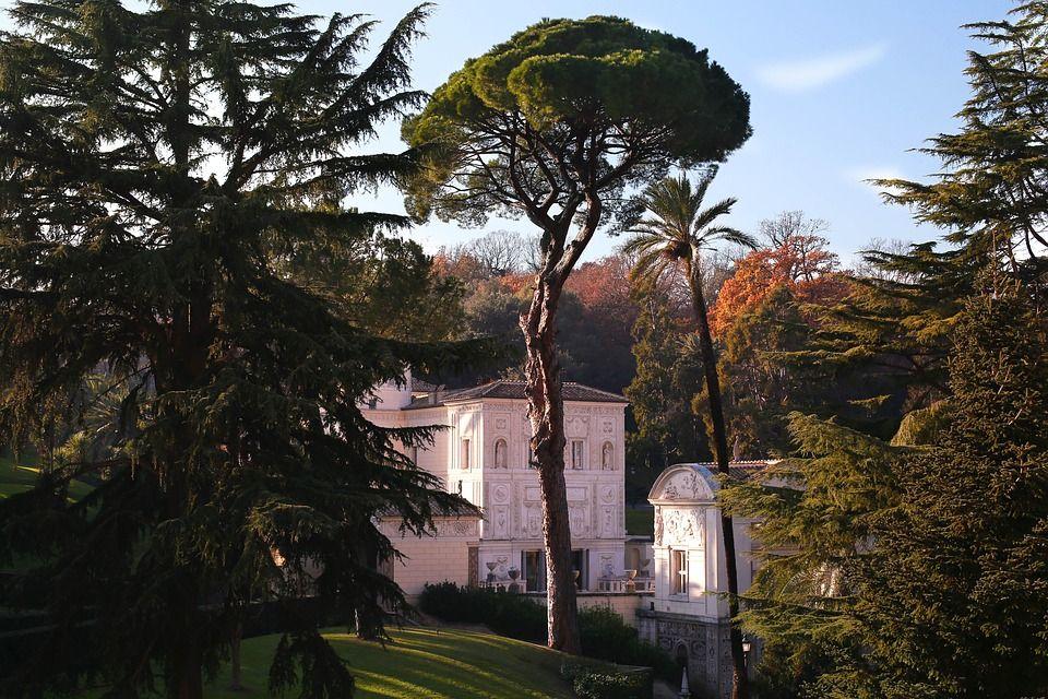 Jardines Vaticanos, Roma