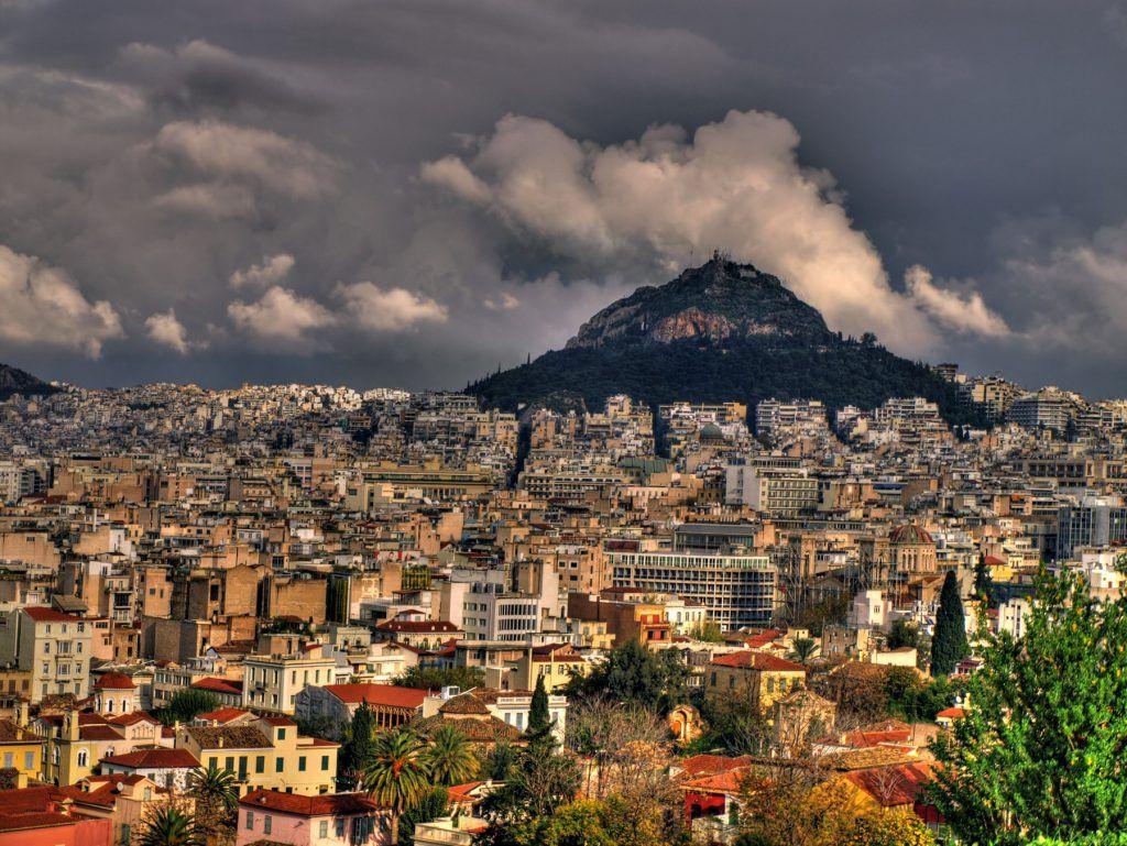 Barrio Kolonaki, lugar imprescindible de Atenas