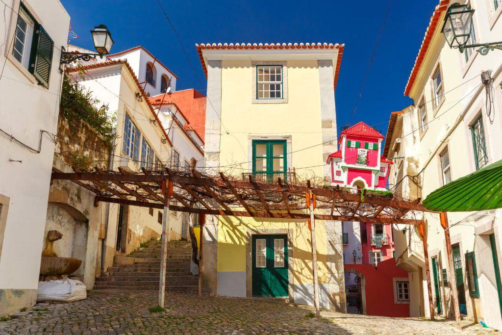 La Alfama, Lisboa