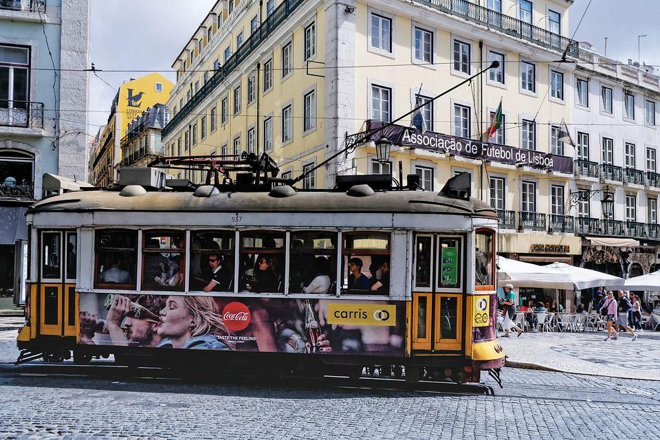 Barrio La Baixa, Lisboa