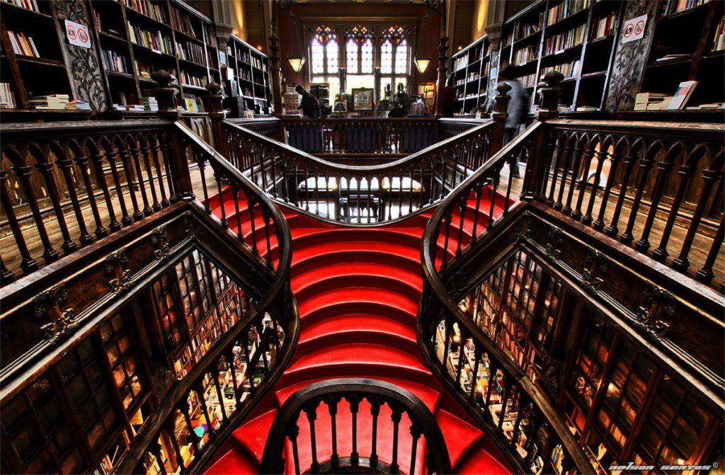 Librería Lello e Irmao, Oporto