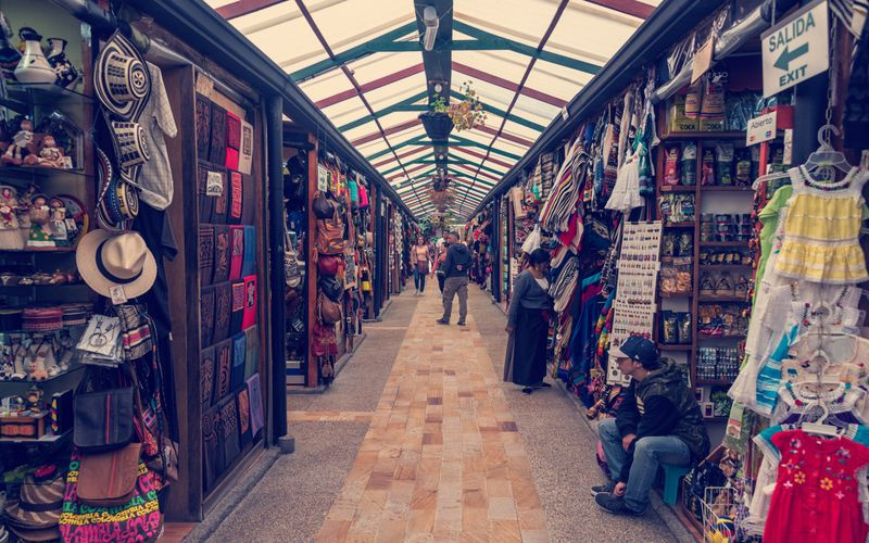 Mercado de Pulgas de Usaquén, Bogotá