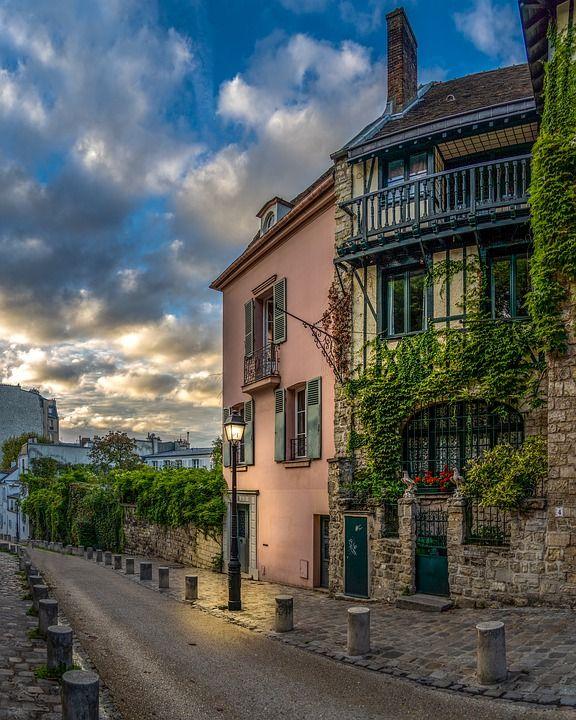 Visitar el barrio de Montmartre de París