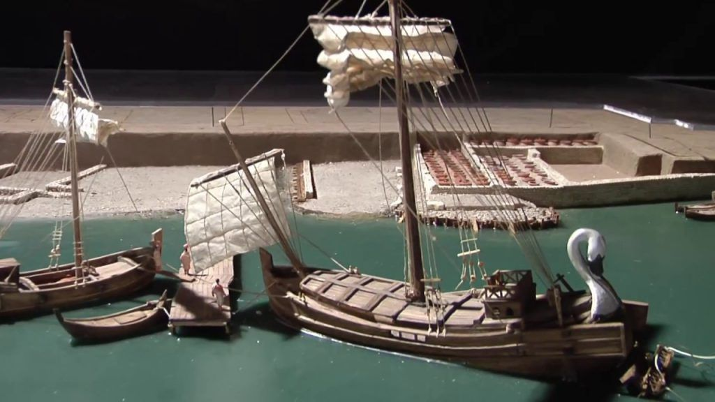 Musée des Docks Romains, Marsella