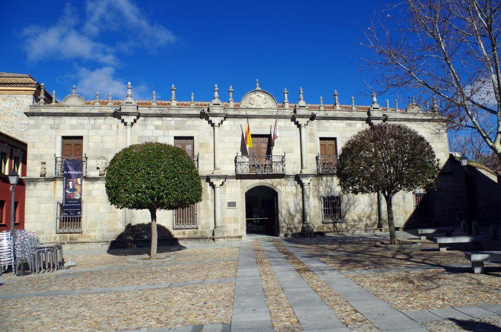 Museo de Ávila, Casa de los Deanes, Ávila