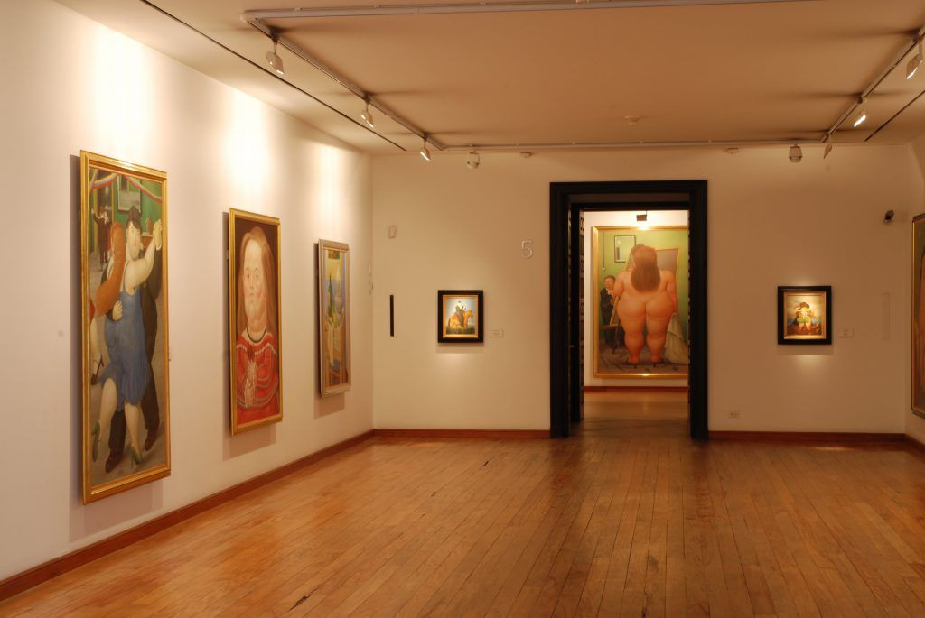 Museo de Botero, Bogotá