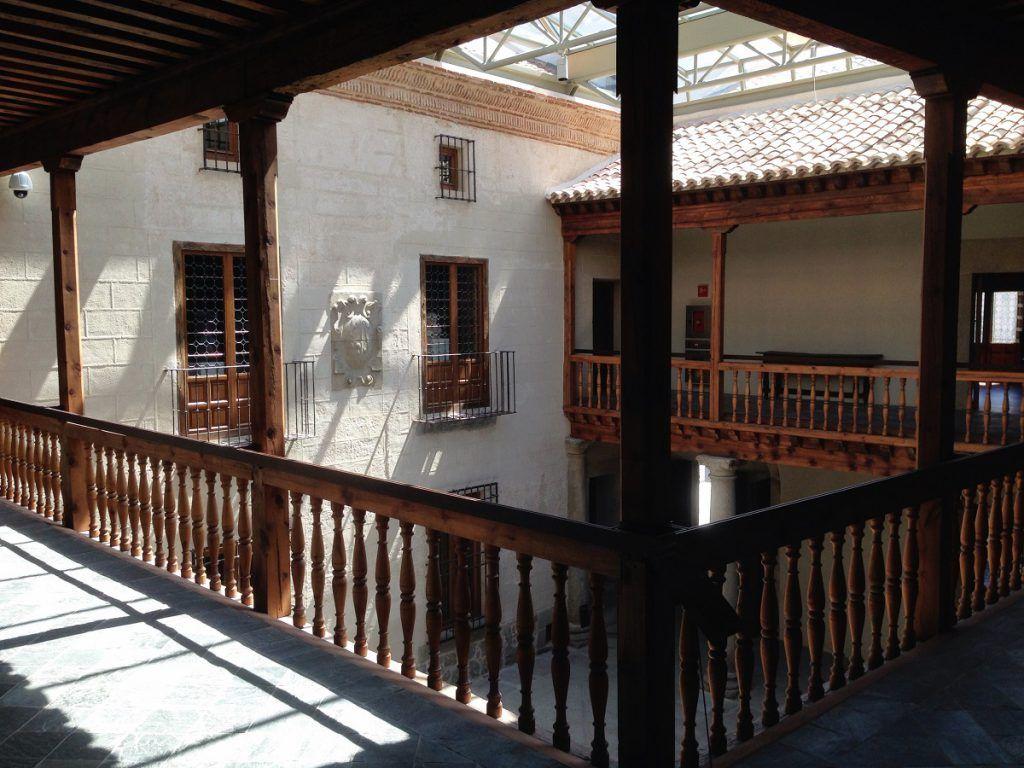 Museo Palacio Caprotti, Ávila