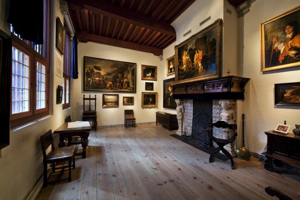 Casa Museo de Rembrandt, Ámsterdam