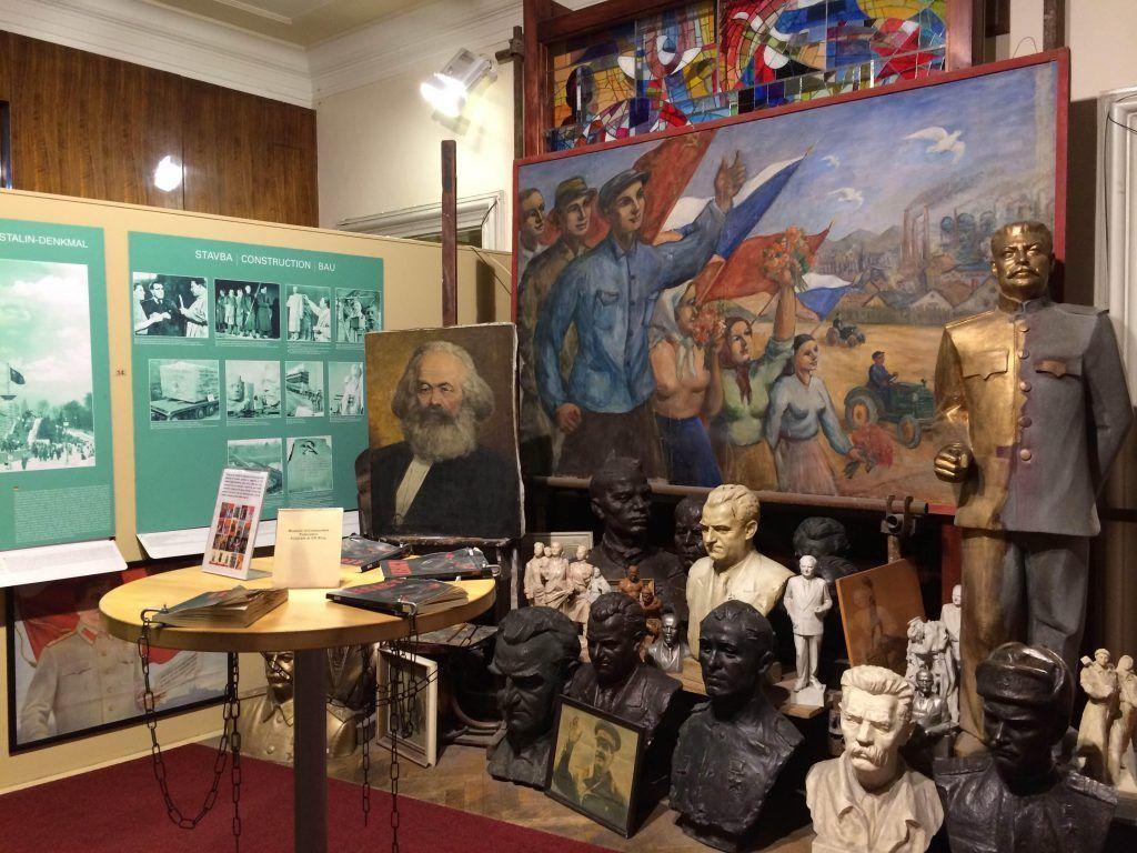 Museo del Comunismo, Praga
