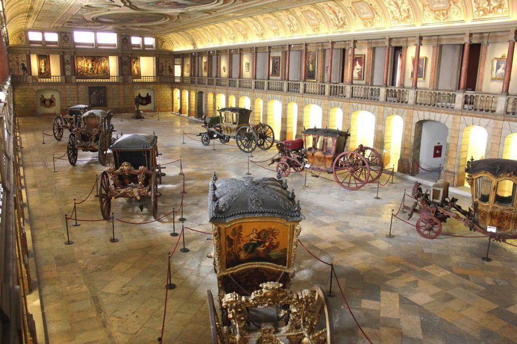 Museo dos Coches, Lisboa