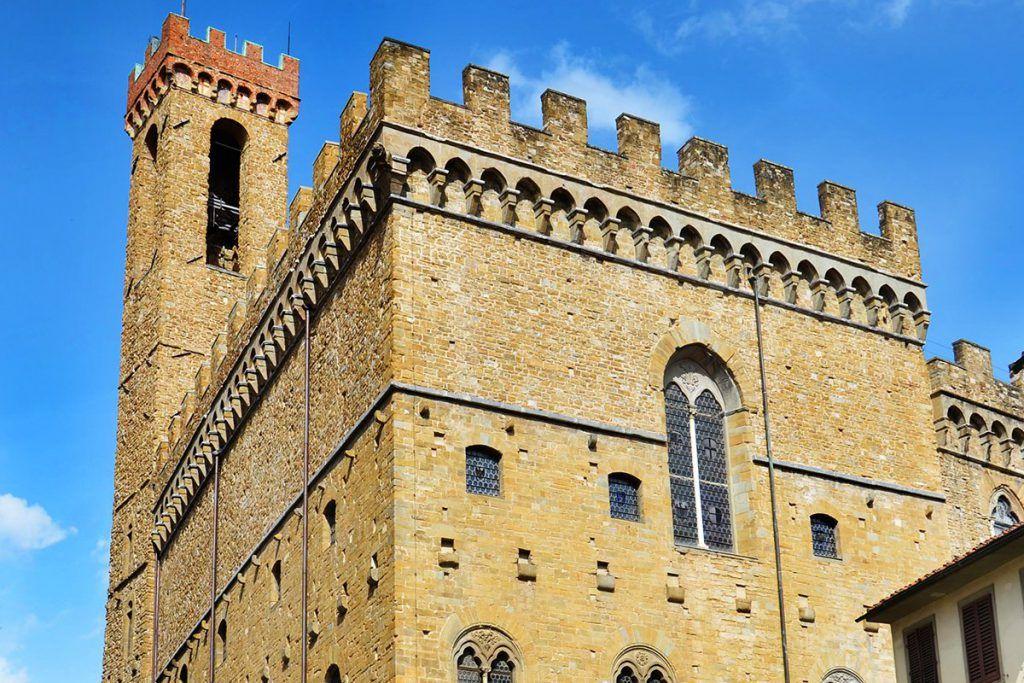 Museo Nazionale del Bargello, Florencia