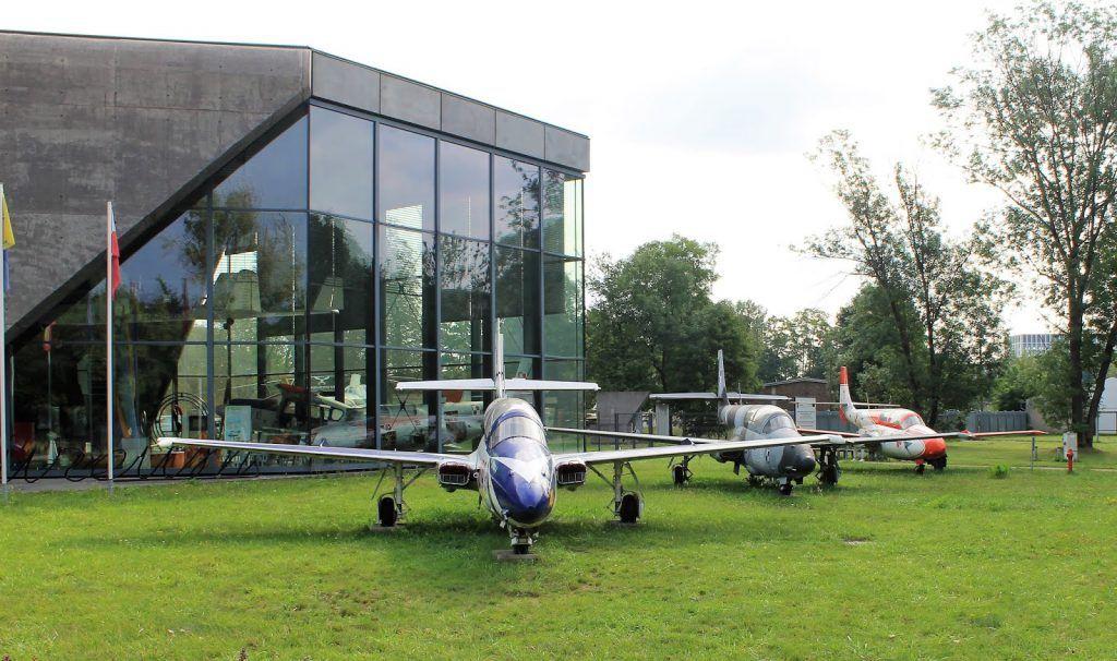 Museo Polaco de Aviación, Cracovia