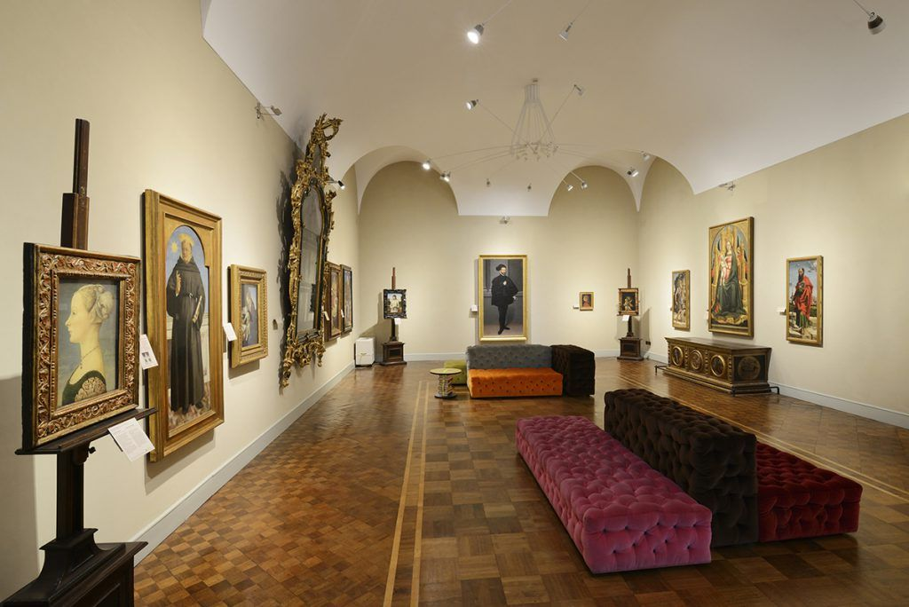 Museo Poldi Pezzoli, Milán
