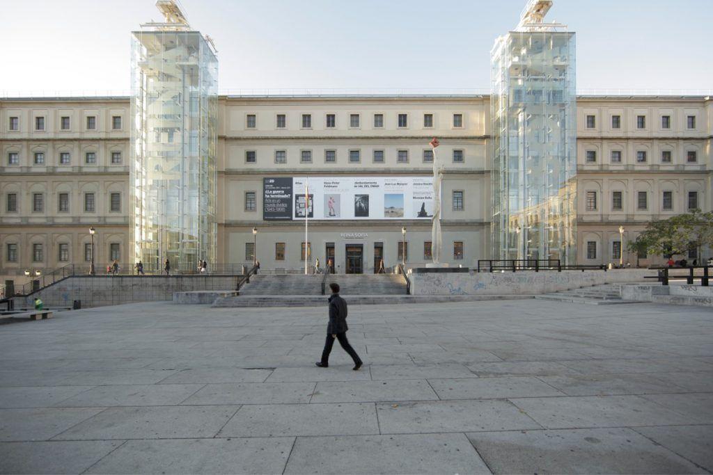 Museo Reina Sofía, Madrid