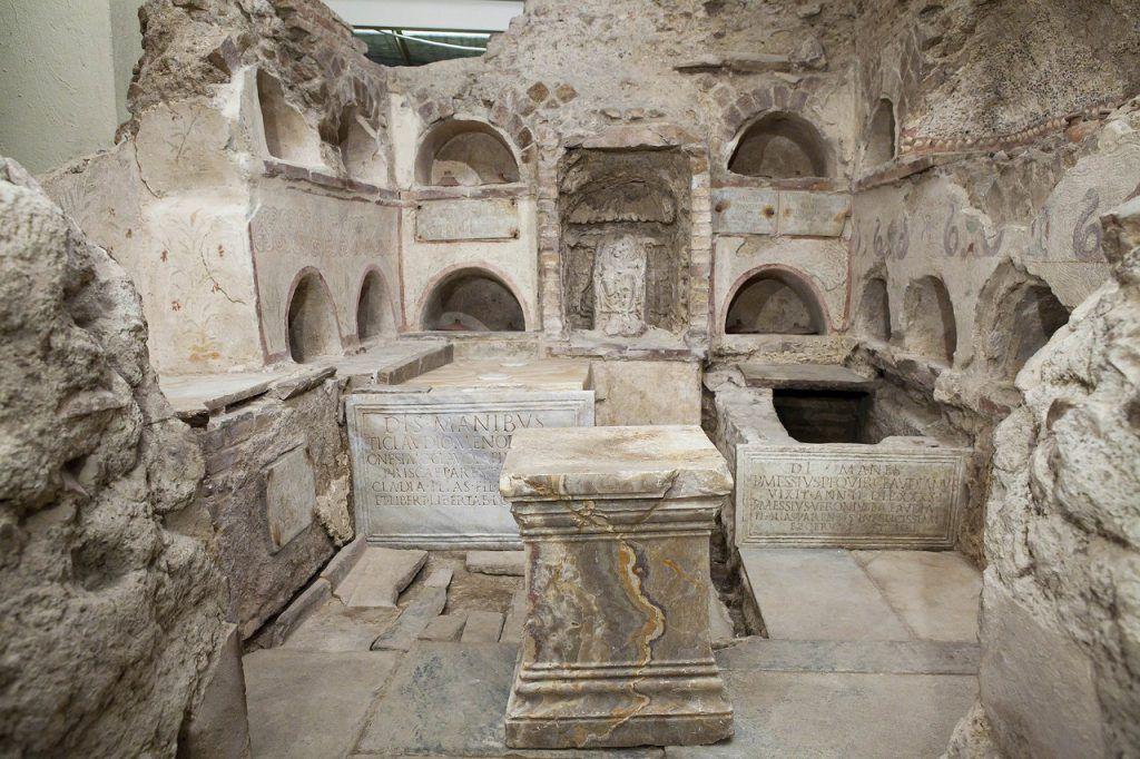 Necrópolis Vaticana, Roma