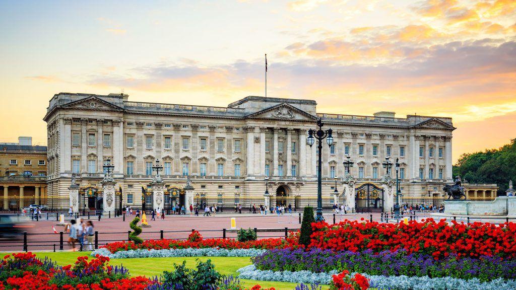 Palacio Buckingham, visitar Londres