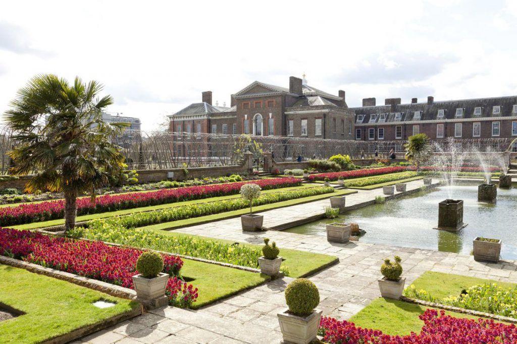 Palacio Kensington, lugares imprescindibles de Londres