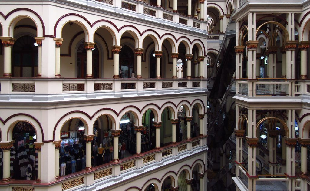 Palacio Nacional Junín, Medellín