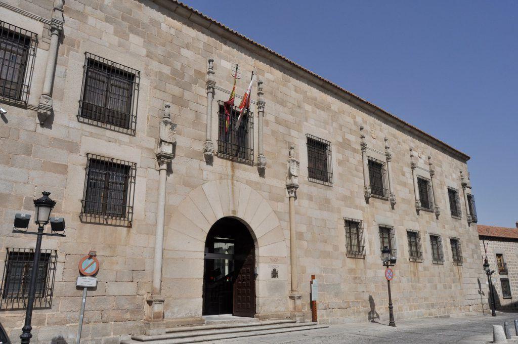 Palacio Nuñez de Vela, Ávila