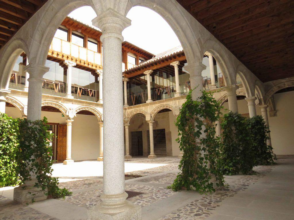 Palacio de los Verdugo, Ávila