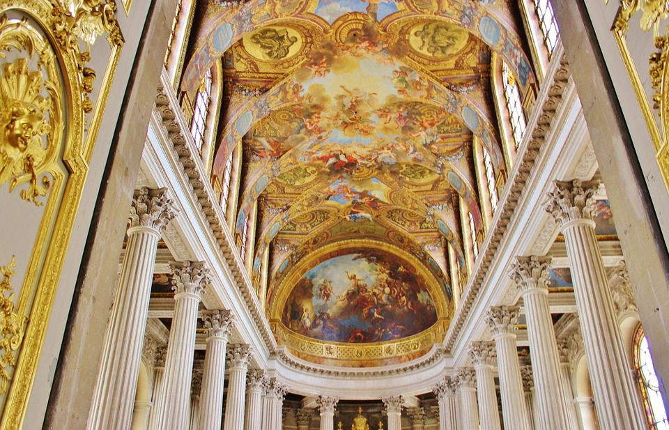 Palacio de Versalles, París